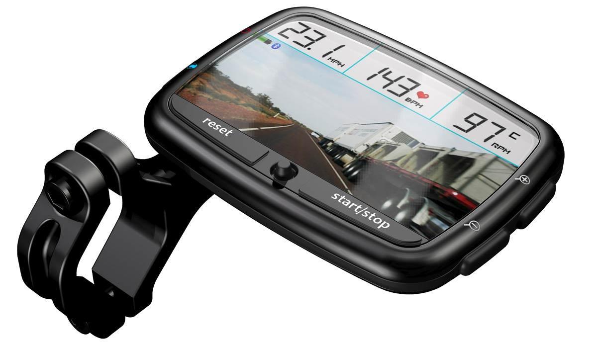 GPS навигатор для велосипеда