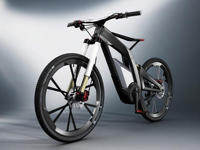 e-bike от audi цена