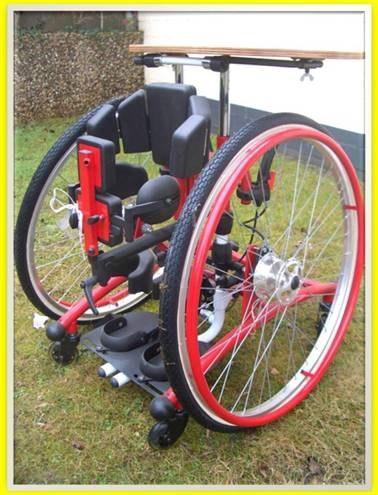 инвалидные кресла-коляски с электроприводом