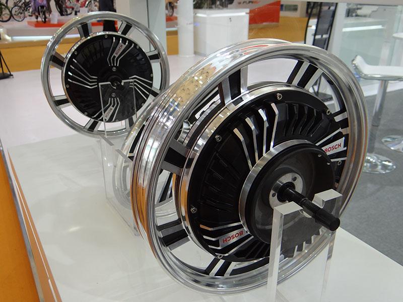 Мотор колёса Bosh для скутера мощностью 350 ватт