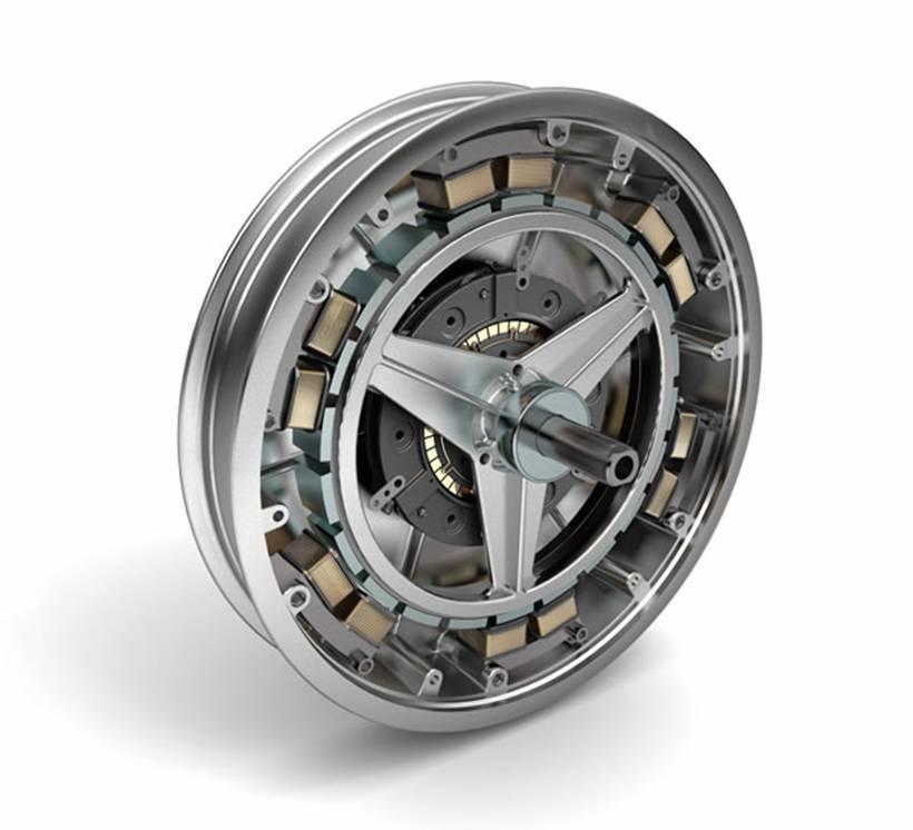 мотор колесо с прямым приводом